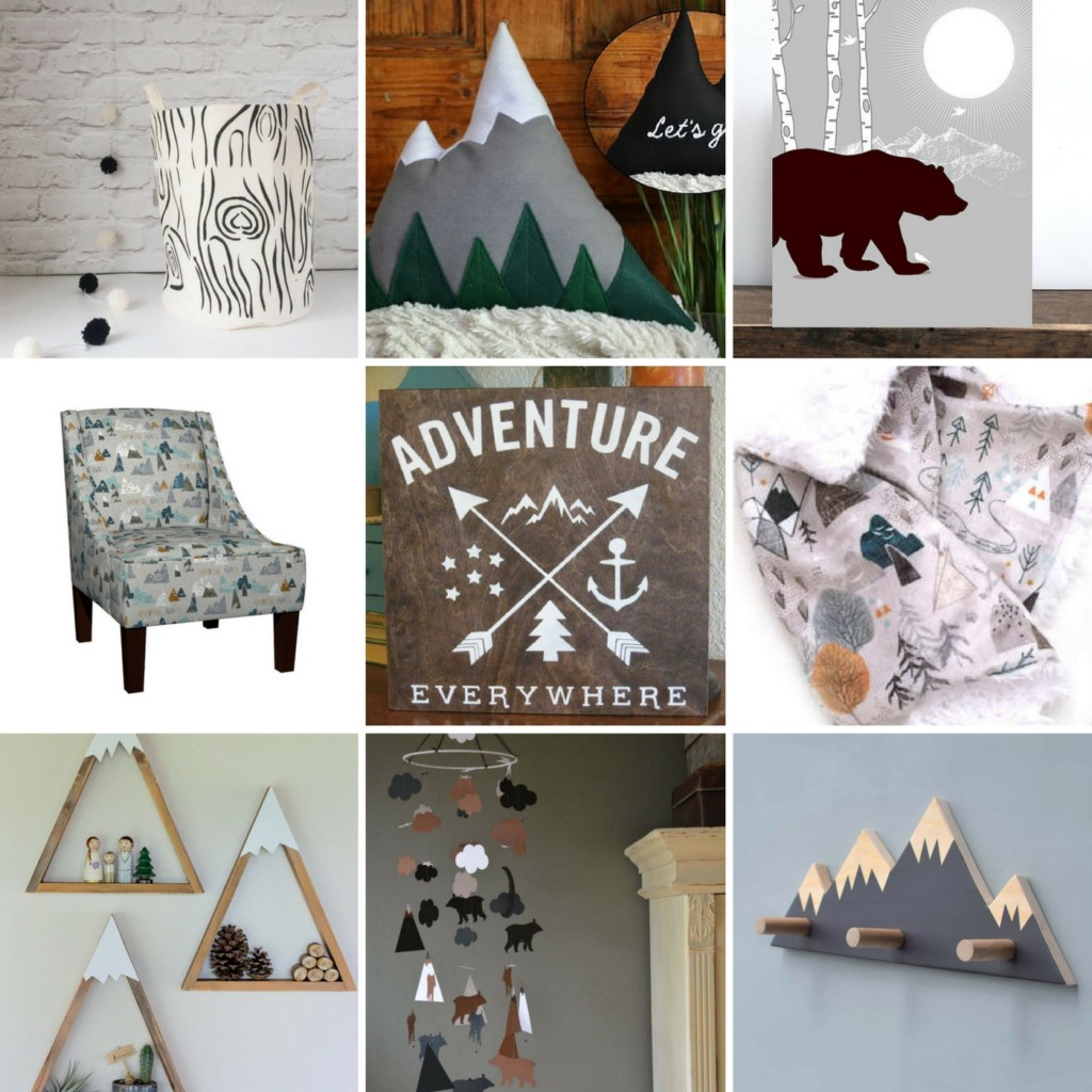Etsy Finds : The Mountain 'Boy Cave' | Denver Metro Moms Blog