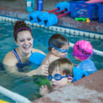 Swimming to Success with SafeSplash Swim School