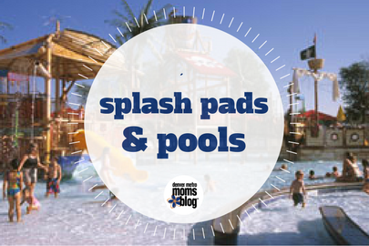 Denver Splash Pads Pools