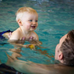 Swim Lessons Success at SafeSplash Swim School