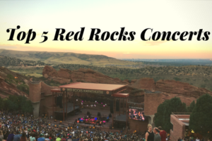 Top 5 Red Rocks