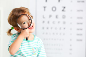 eye exam vision screening CareNow Urgent Care