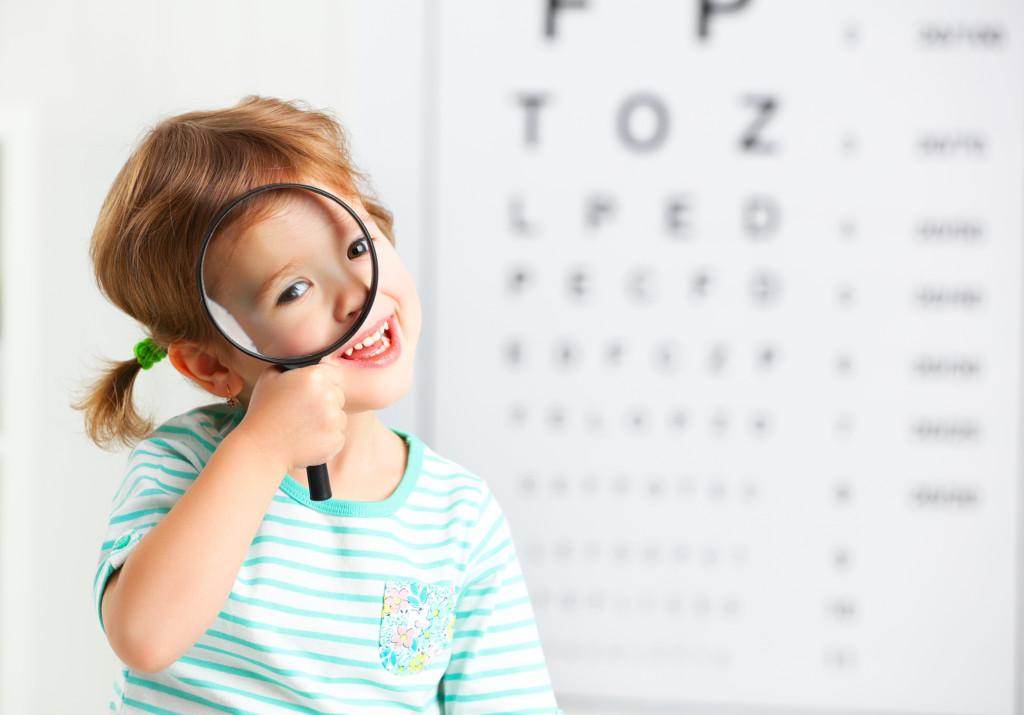 eye exam vision screening CareNow Urgent Care