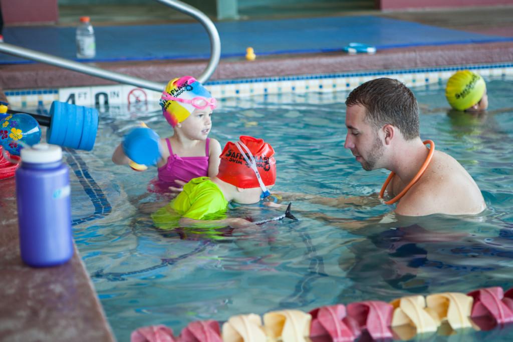 swim lessons SafeSplash Denver