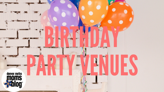 Birthday Party Venues in Boulder | DMMB