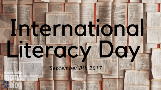 International Literacy Day - September 8th | Denver Metro Moms Blog
