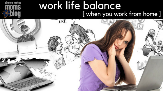 Work Life Balance (when you work from home) | DMMB