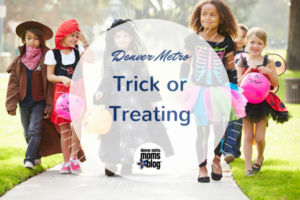 2017 Trick or Treating | Denver Moms Blog