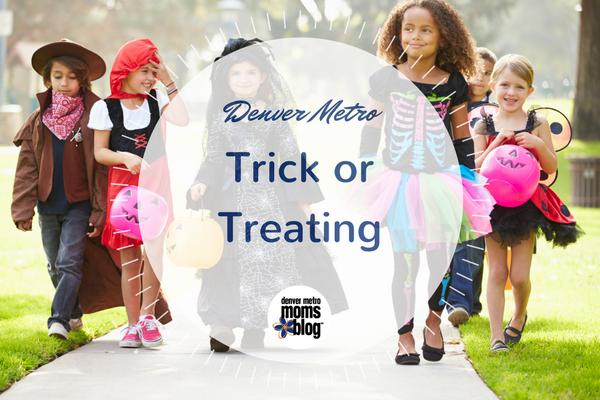 2017 Trick or Treating | Denver Moms Blog