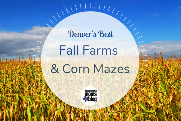 2018 Fall Farms & Corn Mazes | Denver Moms Blog