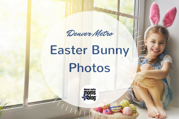 2018 Easter Bunny Photos Denver