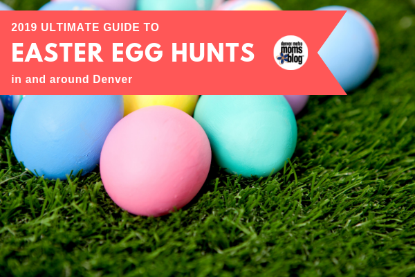 Easter Egg Hunts Around Denver