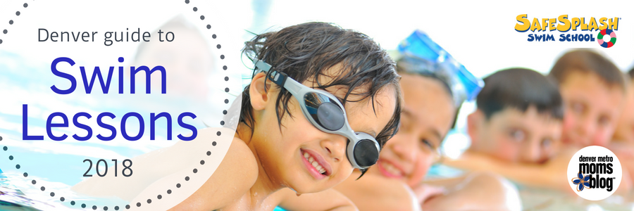 Denver Guide to Swim Lessons 2018