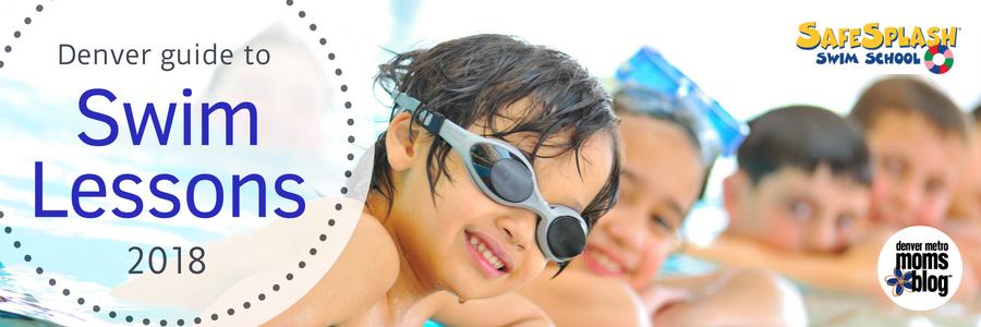 Denver Guide to Swim Lessons 2018