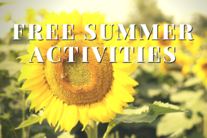 Free SummerActivities