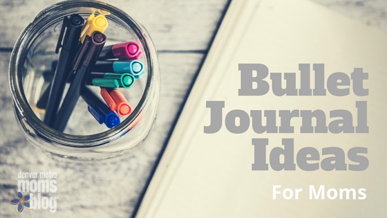 Bullet Journal Ideas for Moms