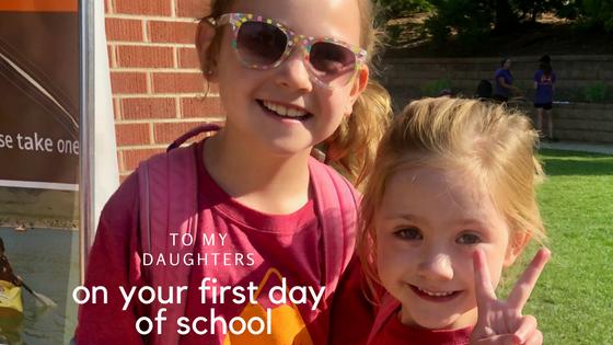 First Day of Kindergarten | DMMB