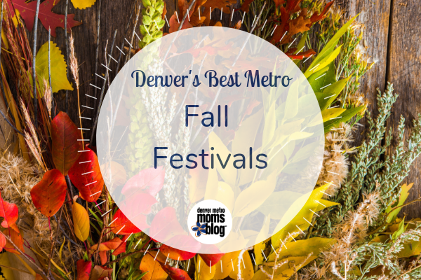 2018 Fall Festivals Around Denver