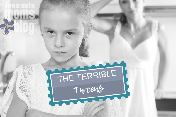 The Terrible Tween Years | Denver Metro Moms Blog