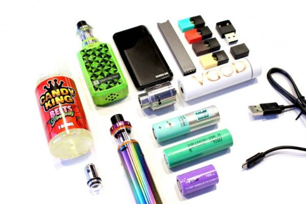 Teen Vaping in Colorado: Common Vape Devices