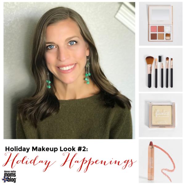 Simple Holiday Makeup Looks | Denver Moms Blog