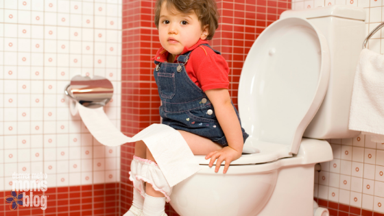 Potty Training Woes | Denver Metro Moms Blog