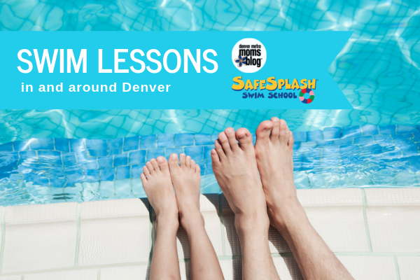 Ultimate Guide to Swim Lessons in and Around Denver