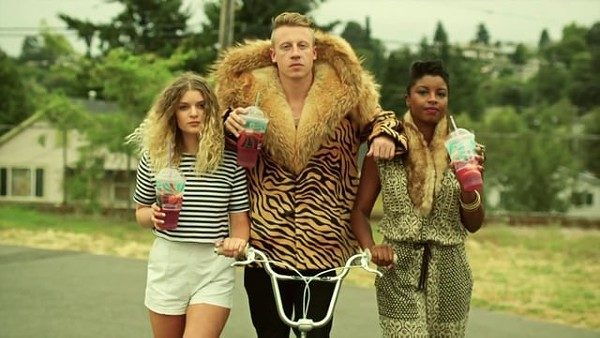 Mackelmore Thrift Shop