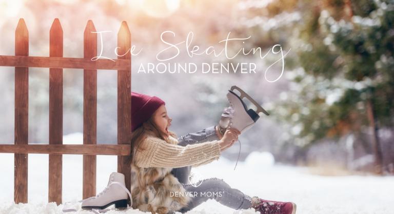 Outdoor Ice Skating In & Around Denver