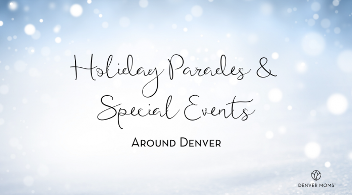 Holiday Parades & Holiday Special Events Around Denver - Denver Moms