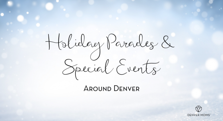 Guide to Denver Holiday Parades & Events