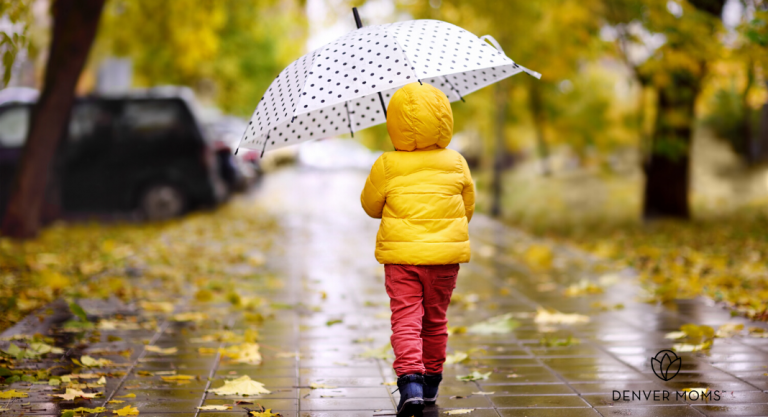 Rainy (or Snowy) Day Activities to try this Spring