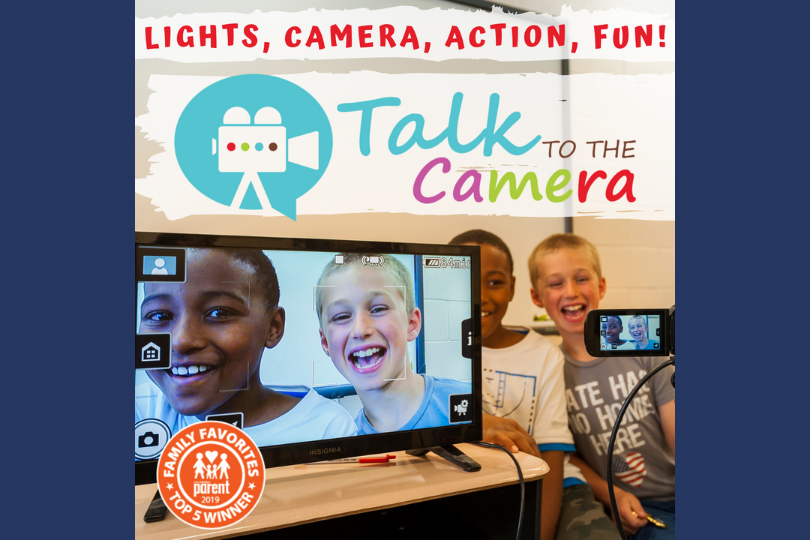 Talk to the Camera - Best Denver Summer Camps - Denver Moms