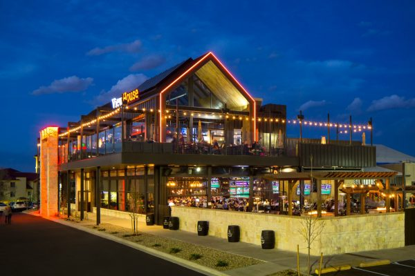 ViewHouse Littleton has great outdoor space, just like all their locations.